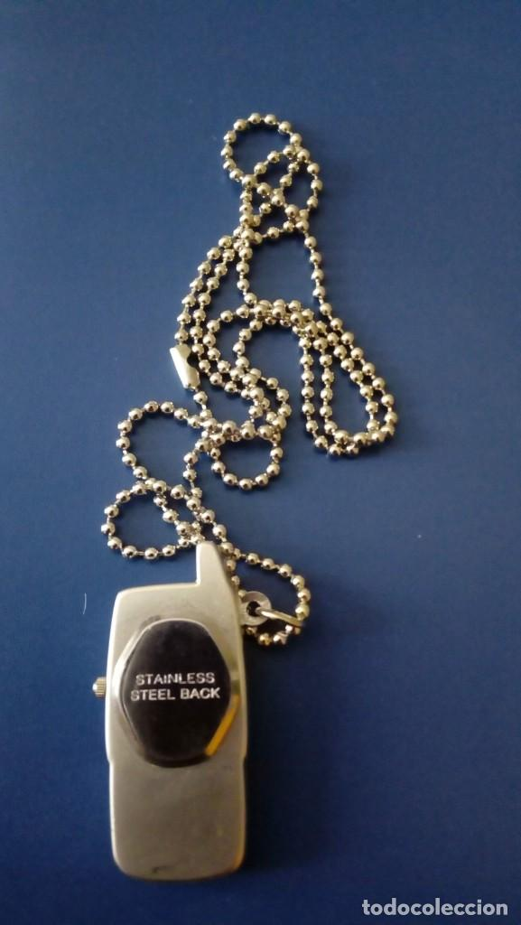 Vintage: Reloj colgante vintage, modelo móvil antiguo - Foto 3 - 165853422