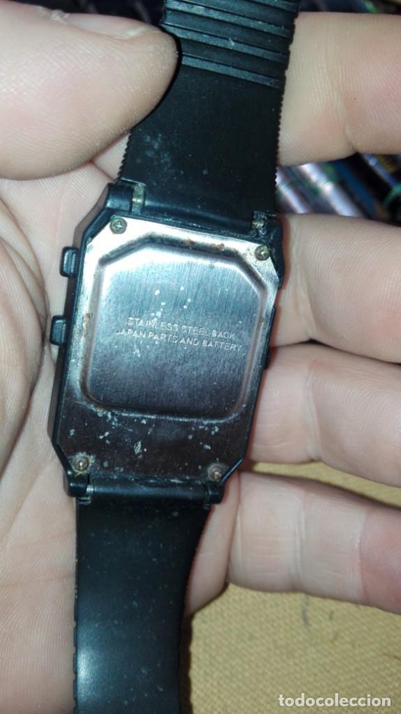 Vintage: talking watch reloj parlante para ciegos - Foto 3 - 166663998