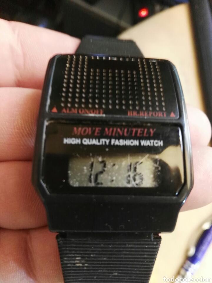 TALKING WATCH RELOJ PARLANTE PARA CIEGOS (Relojes - Relojes Vintage )