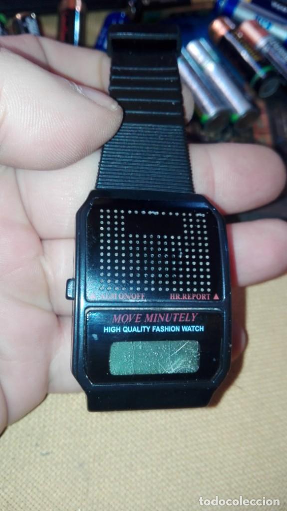 Vintage: talking watch reloj parlante para ciegos - Foto 2 - 166663998