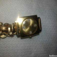 Vintage: RELOJ THERMIDOR 17 RUBIS A CUERDA FUNCIONA. Lote 166898834