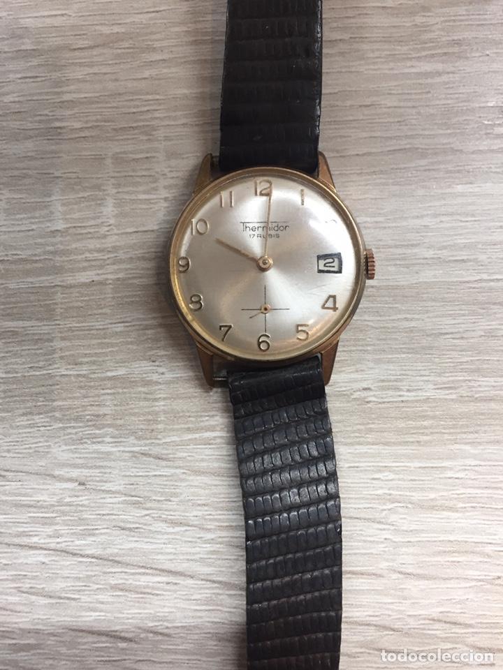 Vintage: Lote cinco reloj - Foto 4 - 167066557
