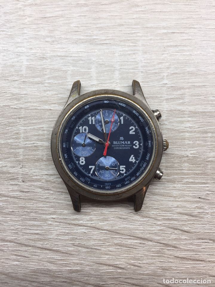 Vintage: Lote cinco reloj - Foto 8 - 167066557