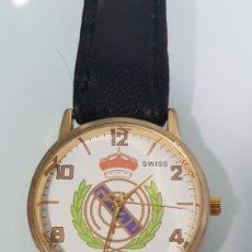 Vintage: RELOJ REAL MADRID. Lote 167172428