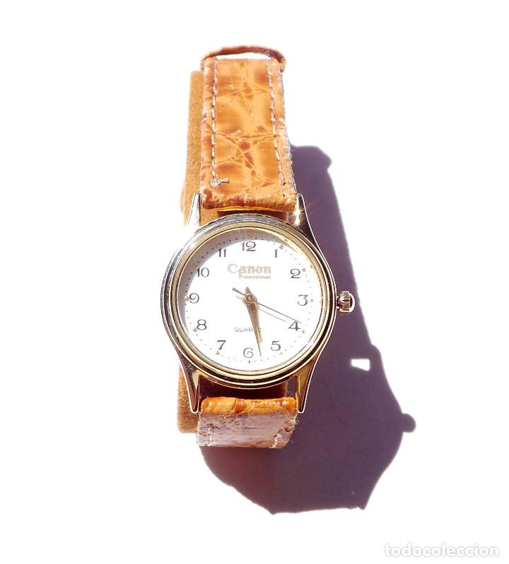 RELOJ SEÑORA CANON. QUARTZ. FUNCIONA PERFECTAMENTE. (Relojes - Relojes Vintage )