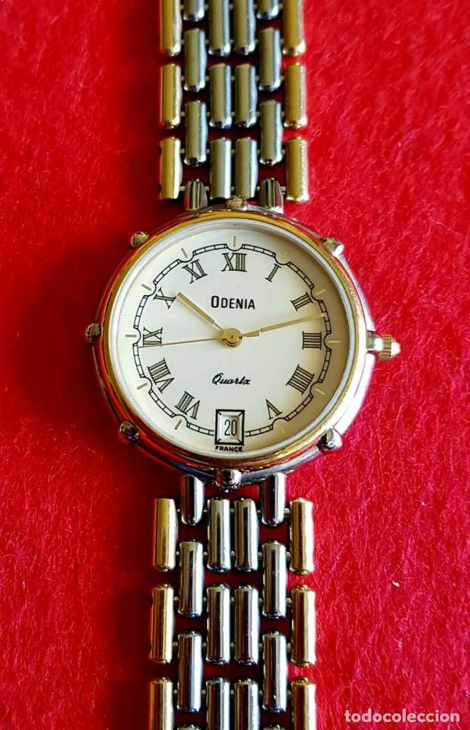 Vintage: RELOJ ODENIA, VINTAGE, NOS (new old stock) - Foto 6 - 168077456