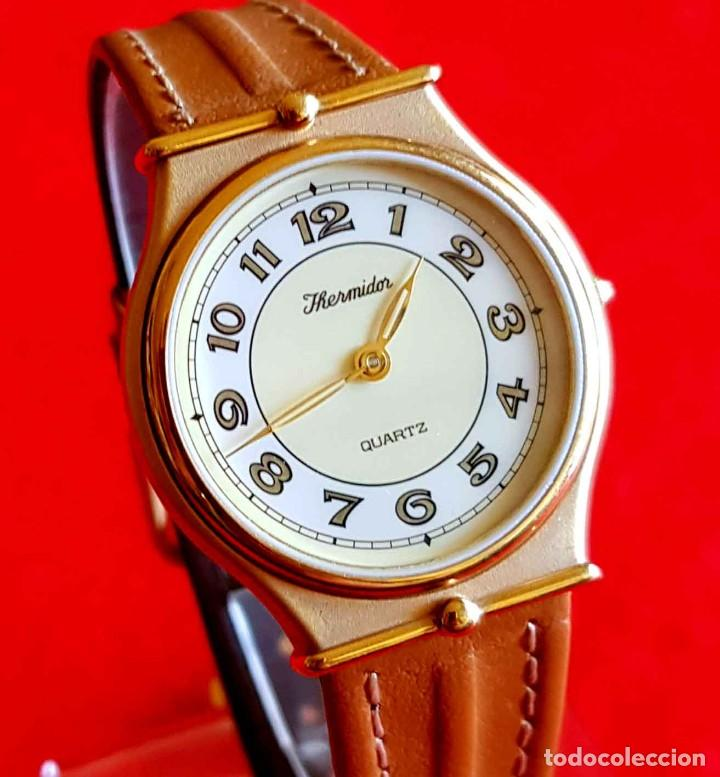Vintage: RELOJ THERMIDOR, VINTAGE, NOS (new old stock) - Foto 2 - 168078044