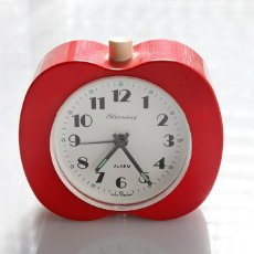 Vintage: RELOJ DESPERTADOR VINTAGE DE SOBREMESA A CUERDA. MARCA BLESSING, MADE IN WEST GERMANY. AÑOS 70. Lote 168195340