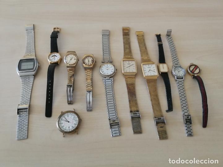 Orient Antiguos Seiko Casi En Venta Coleccion De Vendido Relojes kZOPiuX