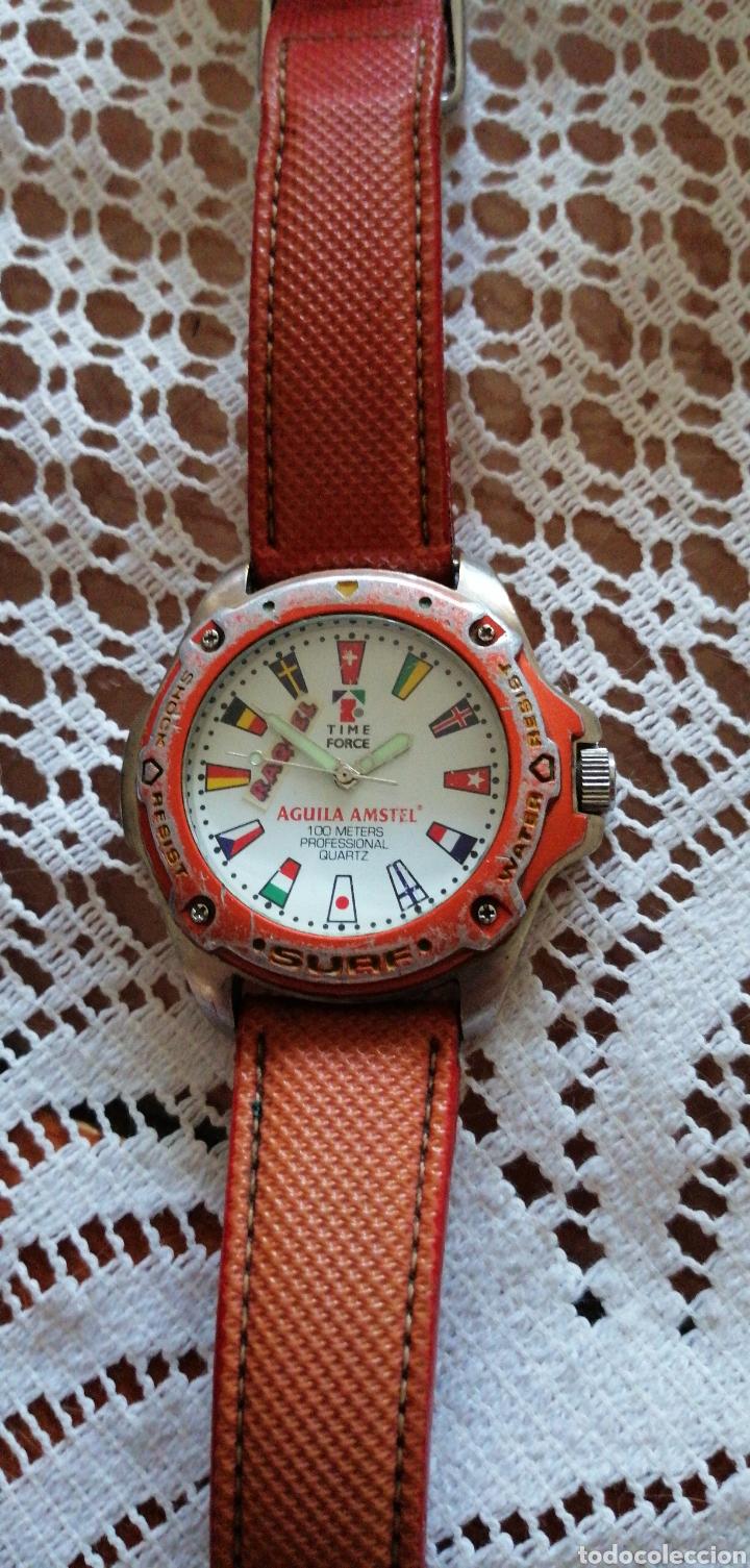 RELOJ DE PULSERA VINTAGE MARCA TIME FORCE (Relojes - Relojes Vintage )