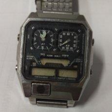 Vintage: RELOJ CITIZEN ROBOT 8984 JAPAN VINTAGE. Lote 168957542