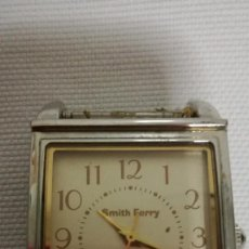 Vintage: 56-ANTIGUO RELOJ SMITH FERRY. Lote 170384340
