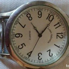 Vintage: 41-RELOJ LOUIS VALENTINE QUARTZ. Lote 170985560
