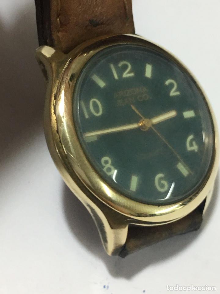 Vintage: Reloj Arizona Jean Co. Movimiento Japan cuarzo vintage - Foto 2 - 171112454