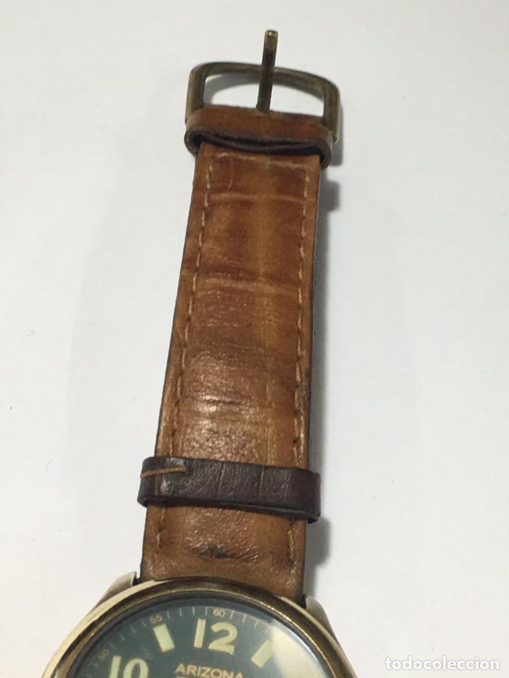 Vintage: Reloj Arizona Jean Co. Movimiento Japan cuarzo vintage - Foto 4 - 171112454