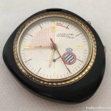 Vintage: CRONOMETRO JAGUAR MEMO STOP R.C.D ESPAÑOL. Lote 171176653