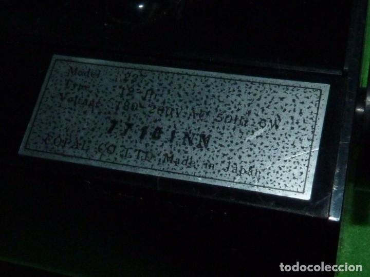Vintage: FANTASTICO RELOJ COPAL NUMEROS VOLCANTES DESPERTADOR FLIP CLOCK VINTAGE AÑOS 70 JAPAN VINTAGE - Foto 6 - 172113620