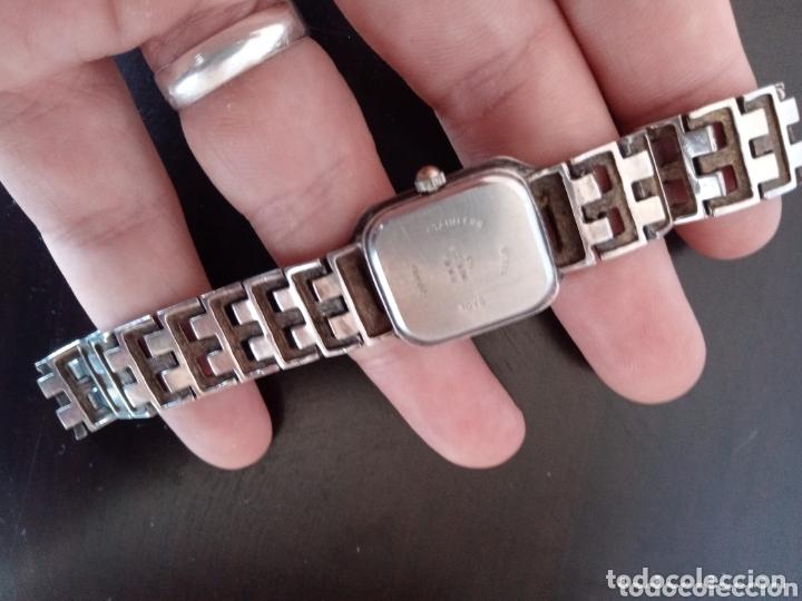 Vintage: Reloj vintage mujer de plata 925 marca Delta con marcasitas - Foto 7 - 172816058
