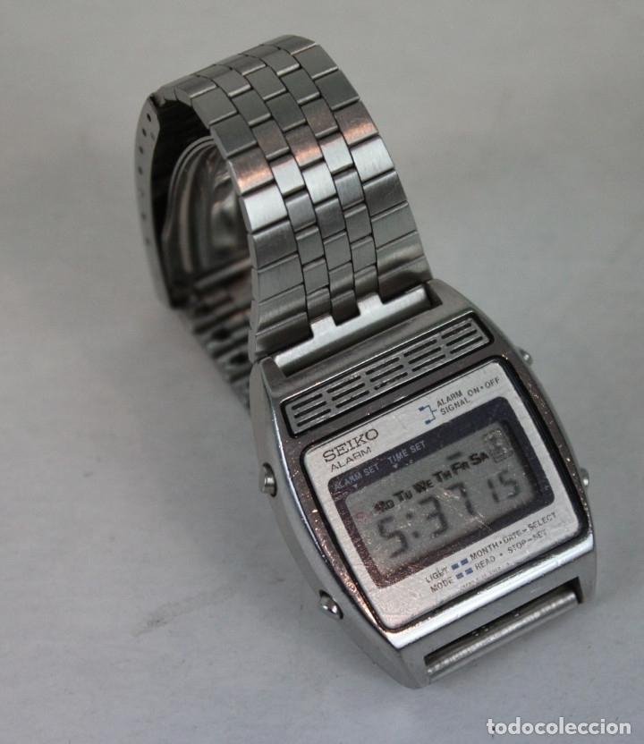 super popular a0c14 ee223 Reloj Seiko Digital,modelo A135-5000.