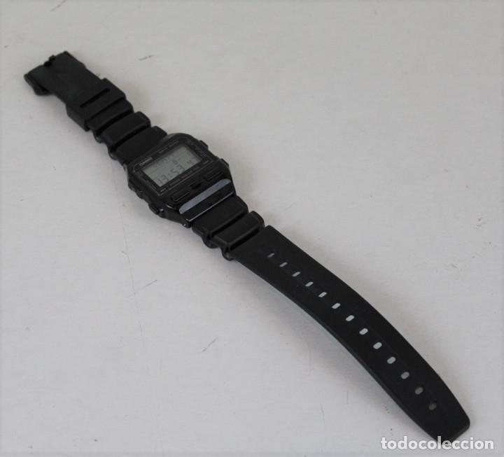 RELOJ CASIO DIGITAL,MODELO DBA100,MODULO 698,DATABANK. (Relojes - Relojes Vintage )