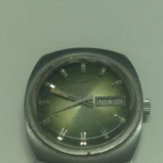 Vintage: RELOJ DUWARD CARGA MANUAL CAL FE 140-2. Lote 174990010