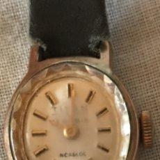 Vintage: RELOJ NIÑA MARCA TITAN, INCABLOC AÑOS 70. Lote 175110212