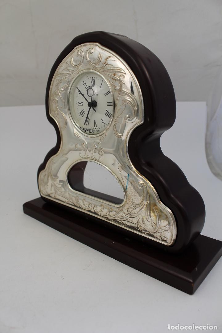 Vintage: reloj quartz en plata de ley marca asa - Foto 2 - 175474042