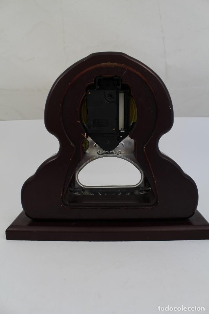 Vintage: reloj quartz en plata de ley marca asa - Foto 3 - 175474042