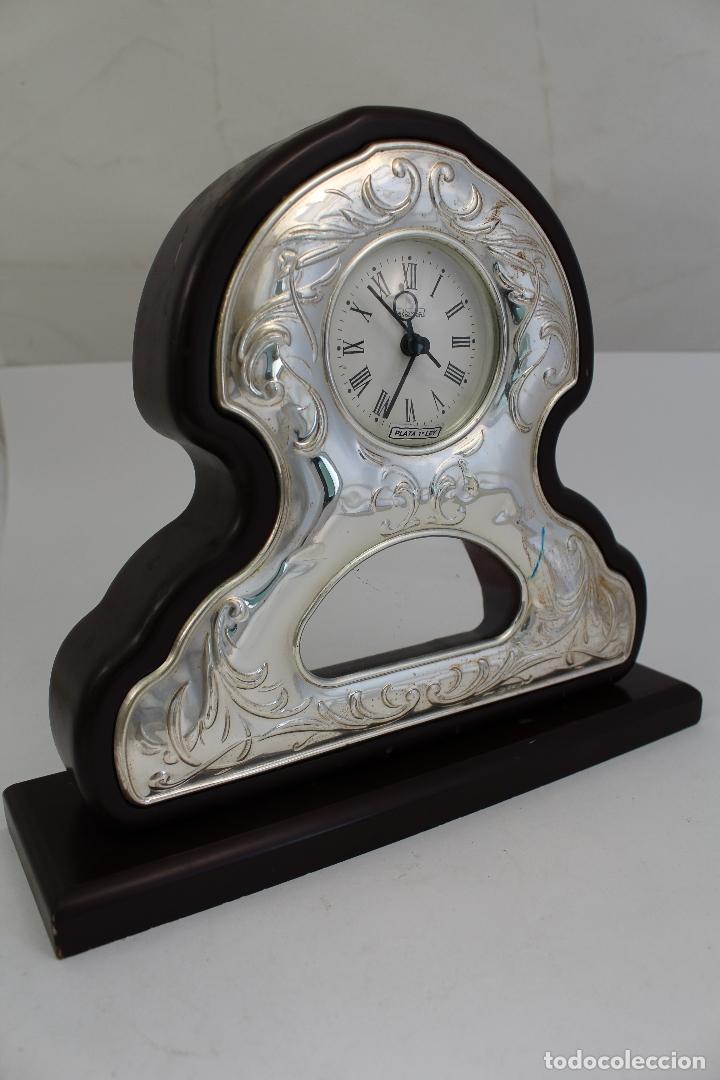 Vintage: reloj quartz en plata de ley marca asa - Foto 4 - 175474042
