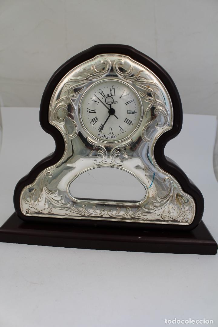 Vintage: reloj quartz en plata de ley marca asa - Foto 5 - 175474042