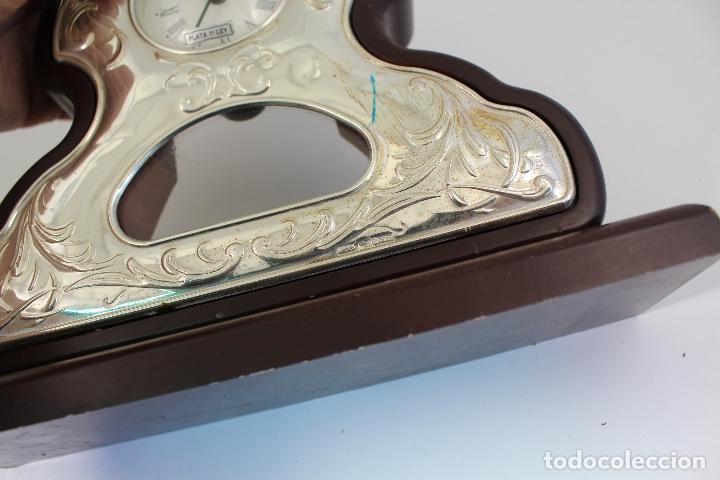 Vintage: reloj quartz en plata de ley marca asa - Foto 6 - 175474042