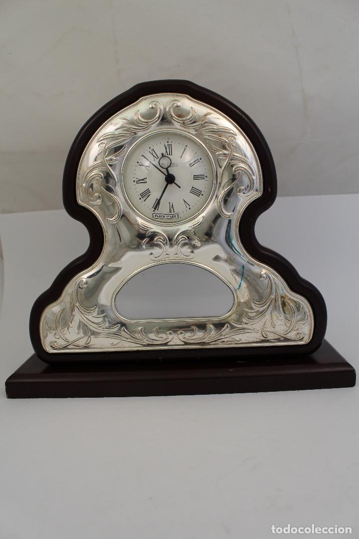 RELOJ QUARTZ EN PLATA DE LEY MARCA ASA (Relojes - Relojes Vintage )