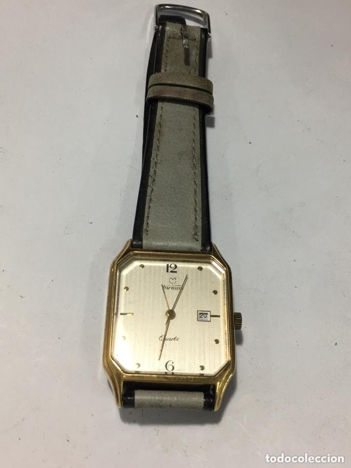 Vintage: Reloj Tormas Quartz vintage extraplano maquinaria Swiss Harley 3675 - Foto 3 - 175559020
