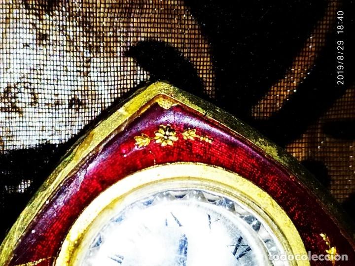 Vintage: RELOJ COLGANTE ANTIGUO VINTAGE SEÑORA OSATA ÚNICO - Foto 4 - 175655820