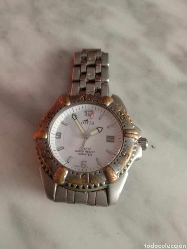 GRAN RELOJ DE CABALLERO LOTUS (Relojes - Relojes Vintage )