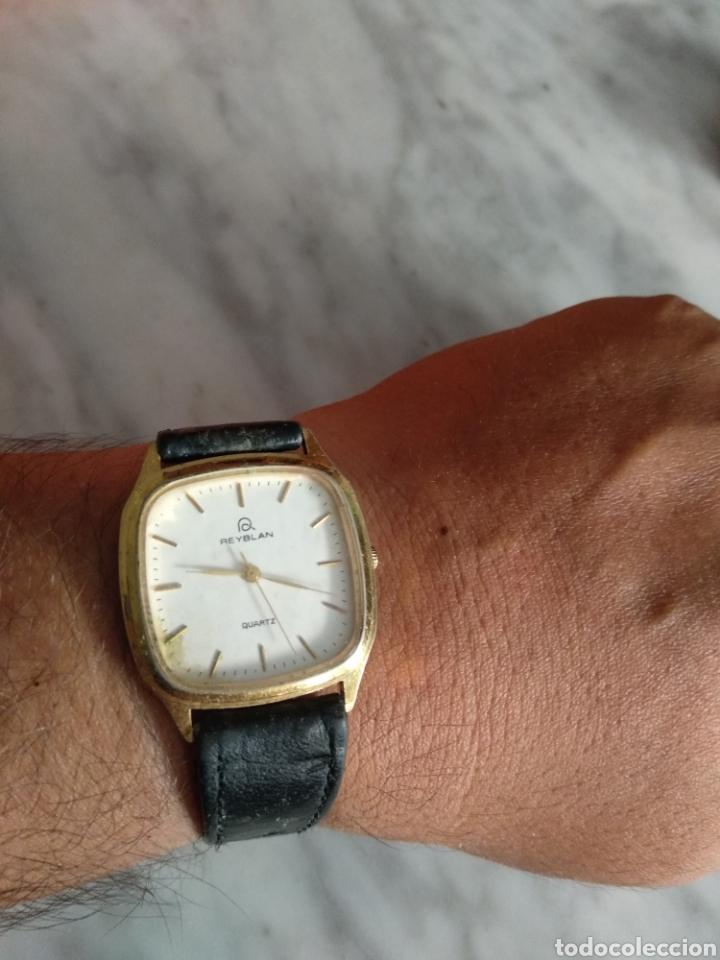 ELEGANTE RELOJ REYBLAN QUARTZ (Relojes - Relojes Vintage )