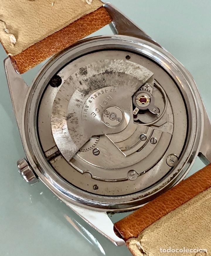 Vintage: Reloj Royce Leadership automático 57 jewells vintage - Foto 6 - 176265137