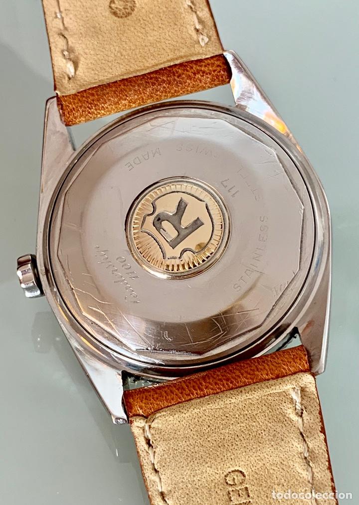Vintage: Reloj Royce Leadership automático 57 jewells vintage - Foto 7 - 176265137