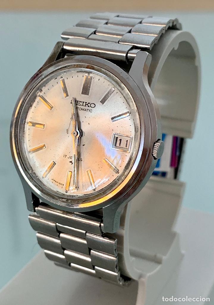 Vintage: Reloj seiko Automático 7005-7110 vintage - Foto 2 - 176266912