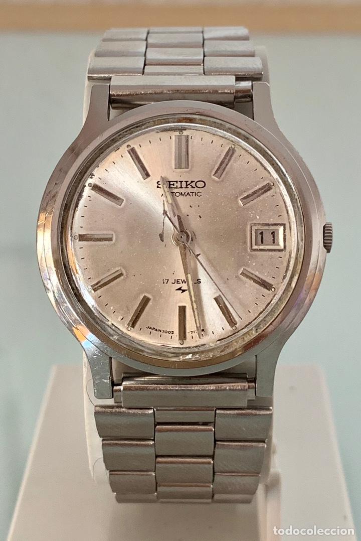 RELOJ SEIKO AUTOMÁTICO 7005-7110 VINTAGE (Relojes - Relojes Vintage )