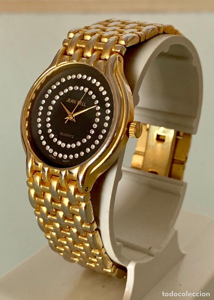 Vintage: Reloj Jean Bell antiguo stock - Foto 2 - 177072505