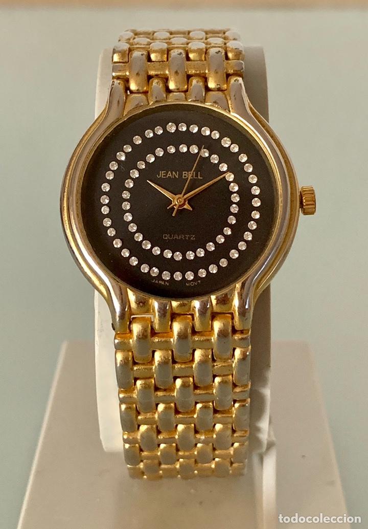 RELOJ JEAN BELL ANTIGUO STOCK (Relojes - Relojes Vintage )