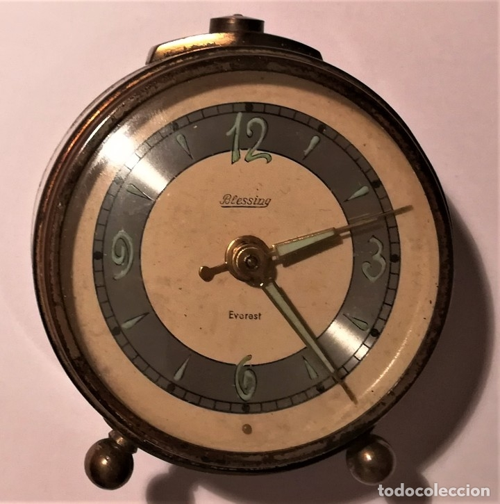 RELOJ BLESSING EVEREST AÑOS 50-60 (Relojes - Relojes Vintage )