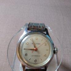 Vintage: PRECIOSO RELOJ KELTON AÑOS 60 FONCCIONA. Lote 177718415