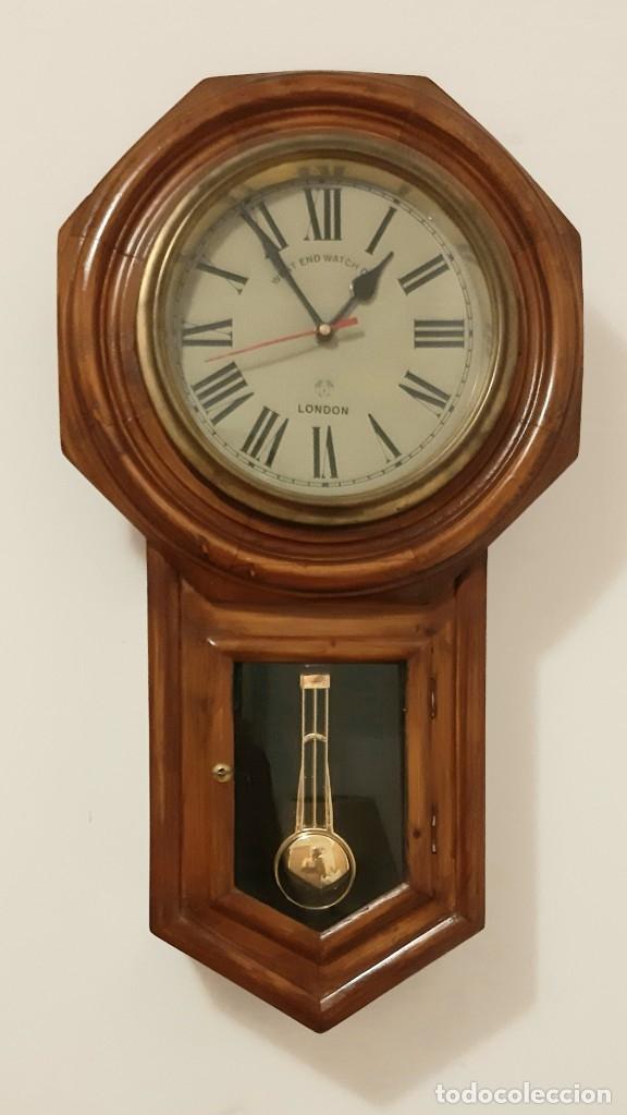 RELOJ DE PARED A PILAS, WEST END WATCH (Relojes - Relojes Vintage )