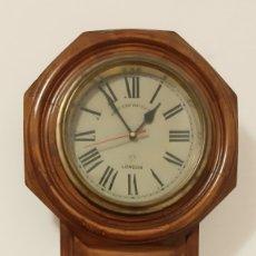Vintage: RELOJ DE PARED A PILAS, WEST END WATCH. Lote 177846033