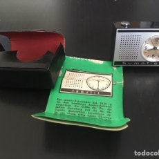 Vintage: RELOJ DESPERTADOR SUMATIC. Lote 178811332