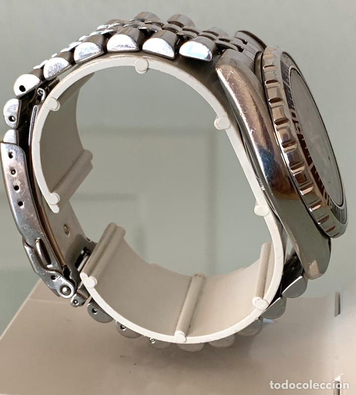 Vintage: Reloj seiko Kinetic Sport 150 mod 5M23-6B50 año 94 vintage - Foto 6 - 178946528
