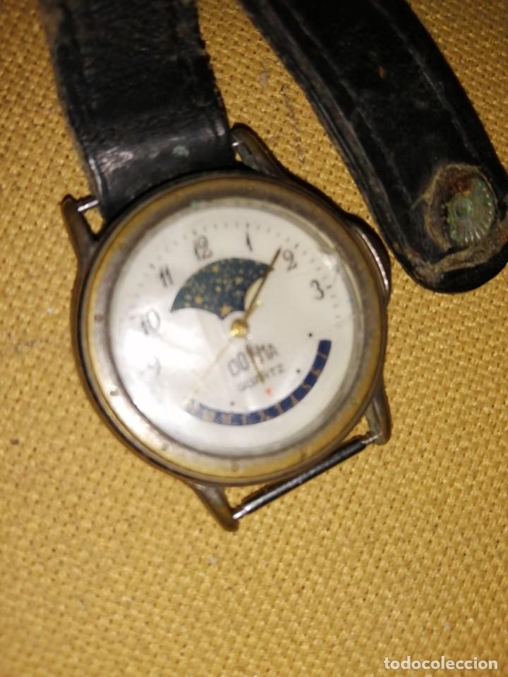 DOGMA FASE LUNAR CALENDARIO SIN COMPROBAR (Relojes - Relojes Vintage )