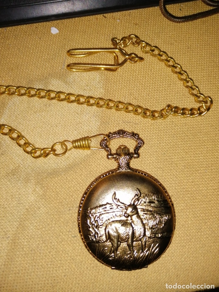 RELOJ DE BOLSILLO SPA QUARTZ (Relojes - Relojes Vintage )